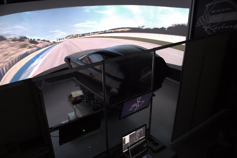 Team-Rosberg-Simulator